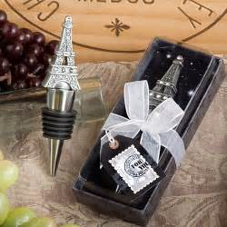 theme wedding favors from with collection eiffel tower wine bottle stopper favors themed wedding