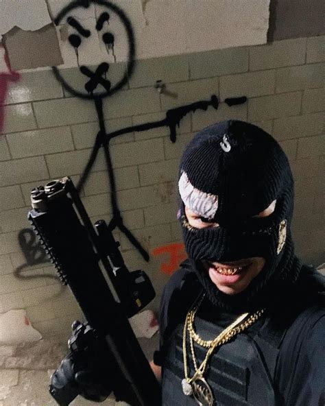 He has said that his parents often played jamaican music around the house. TheLightUpMask.com - Ski Mask - Ski mask gangster - # ...