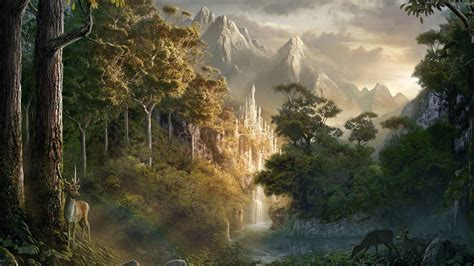 Fantasy HD Wallpaper - Wallpaper, High Definition, High ...