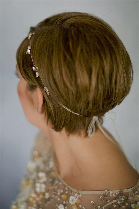idees pour une coiffure mariage cheveux courts