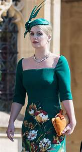 Exercise Or Diet Lady Kitty Spencer At The Wedding Of Prince Harry And