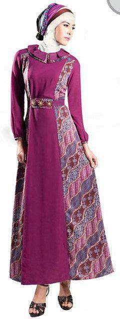 gamis 25 yb578 25 best images about trend baju batik terbaru on