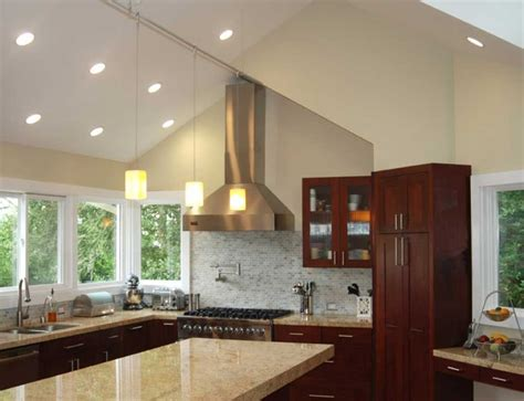 Downlights For Vaulted Ceilings With Stunning Cathedral