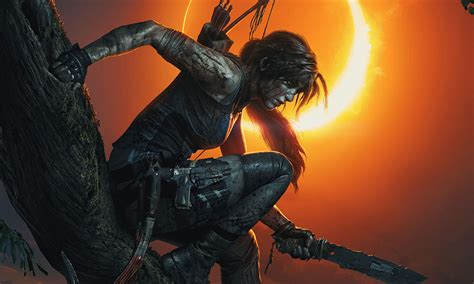 Sextant Shadow Of The Tomb Raider by Shadow Of The Tomb Raider Confira Arte Conceitual