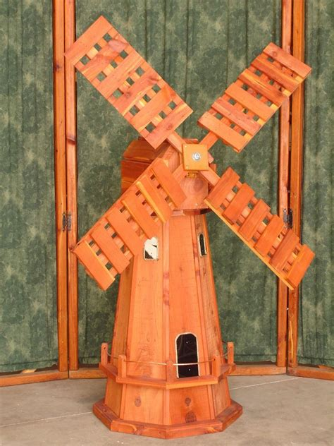 5 foot octagon cedar windmill windmills well cover