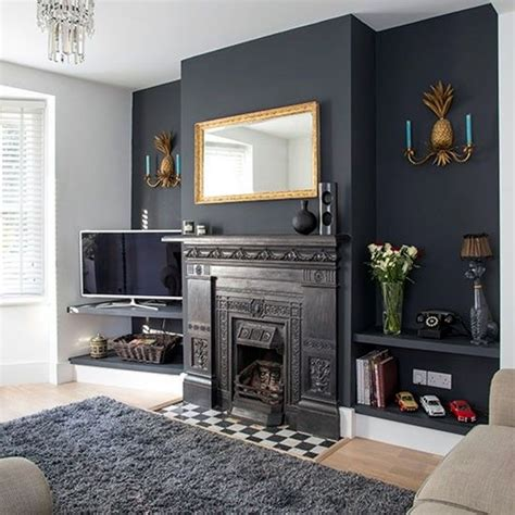 Black Grey And Living Room Ideas by 40 Grey Living Room Ideas To Adapt In 2016 Bored