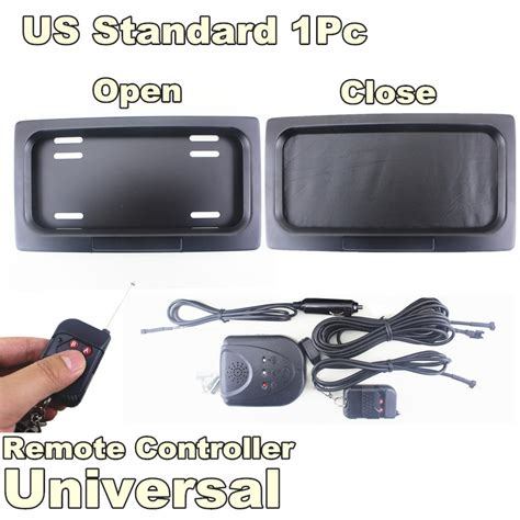 Hide License Plate From Toll by Us Hide Away Shutter Cover Up Electric Stealth License