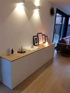 Buffet Salon Ikea : best 25 ikea hack besta ideas on pinterest tv bench best ikea and entertainment units ~ Teatrodelosmanantiales.com Idées de Décoration