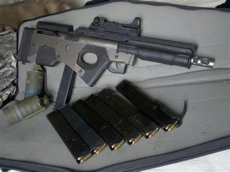 frankenstein   mm bullpup  firearm blogthe firearm blog