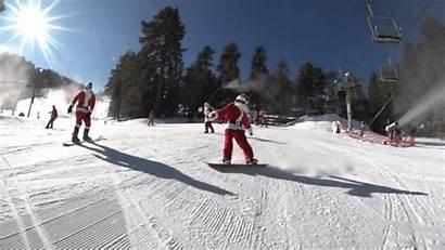Change Ski Climate Snowboard Hundreds Santas Raise