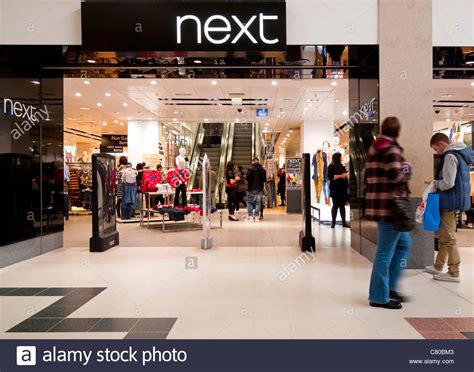 Next clothing shop in the Victoria Centre Nottingham England UK Stock Photo Royalty Free Image ...