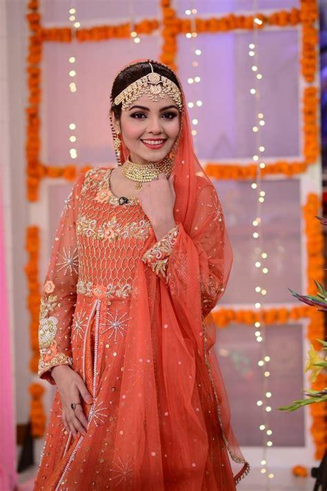 actress esha noor wedding  nida yasir morning show