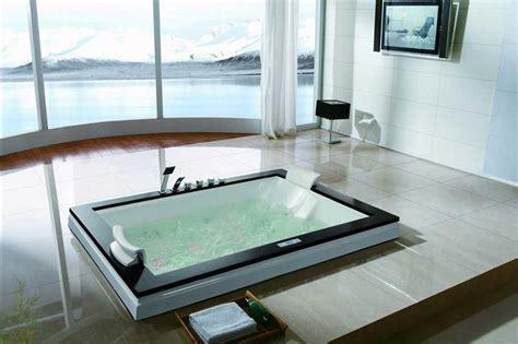 Moderne Whirlpool Badewanne 2personen Mit Komfortabel