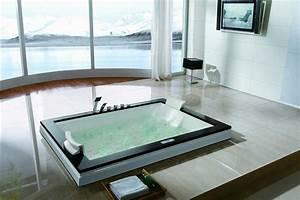 Whirlpool Badewanne 2 Personen : luxus badezimmer mit whirlpool ~ Bigdaddyawards.com Haus und Dekorationen