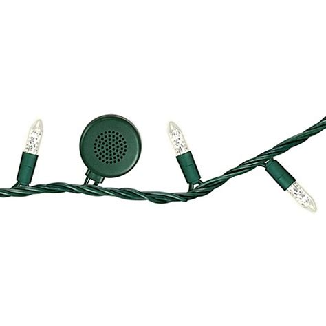 bright tunes patio string lights with built in bluetooth speakers bright tunes 20 light led indoor outdoor string lights