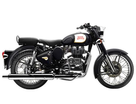 Enfield Classic 500 Image by Royal Enfield Classic 350 Black At Rs 130021 र यल