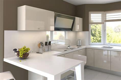 deco cuisine design aménagement cuisine pratique et moderne