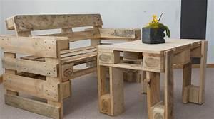 Möbel Aus Holzpaletten : gartenm bel aus holzpaletten ~ Michelbontemps.com Haus und Dekorationen
