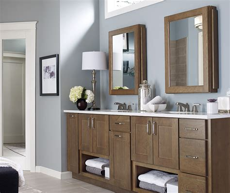 Bathroom Shaker Cabinets by Shaker Bathroom Cabinets Kemper Cabinetry