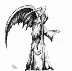 Grim Reaper Tattoo Ideas and Grim Reaper Tattoo Designs ...