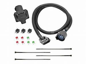 Tekonsha 118271 Custom Fit Wiring Harness With 7