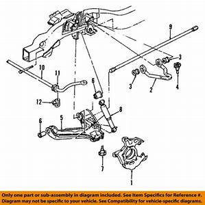 Gm Oem Front Suspension