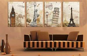 Wall art sets for living room ideas