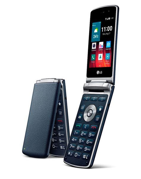 Wine Smart is LG's latest Android flip phone