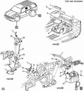 Cadillac Level Control
