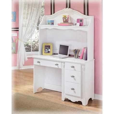 ashley furniture exquisite white bedroom desk hutch