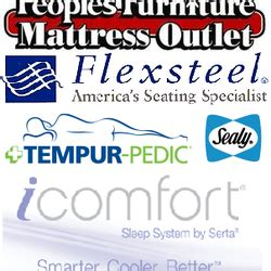 peoples furniture mattress outlet colch 245 es 6216