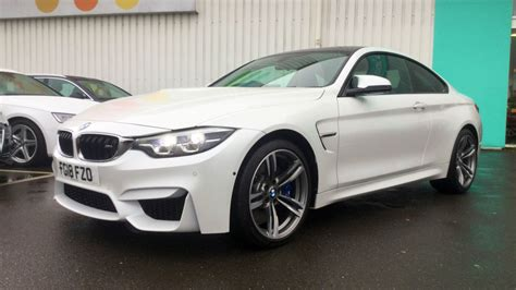 Hurry in to receive a credit of up to $3,500 on select models now through august 2nd. BMW M4 DCT FG18FZO