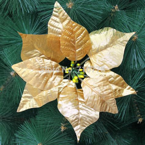Type Of Christmas Tree Decorations by Popular Poinsettia Christmas Trees Buy Cheap Poinsettia