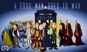 Doctor Who Good Man Goes to War
