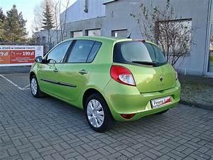 Renault Clio 3 Tce : renault clio iii clio 1 2 tce alize benzyna 2009 r ~ Melissatoandfro.com Idées de Décoration
