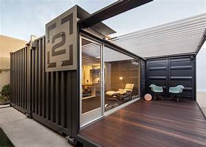 Furniture: Conex Box House Shipping Container Housing
