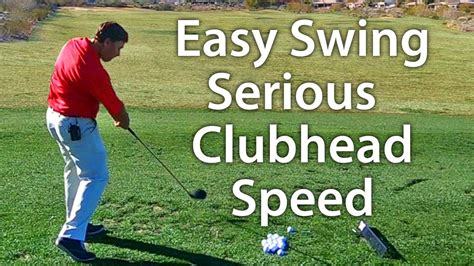 Easy Golf Swing by Easy Golf Swing Serious Clubhead Speed