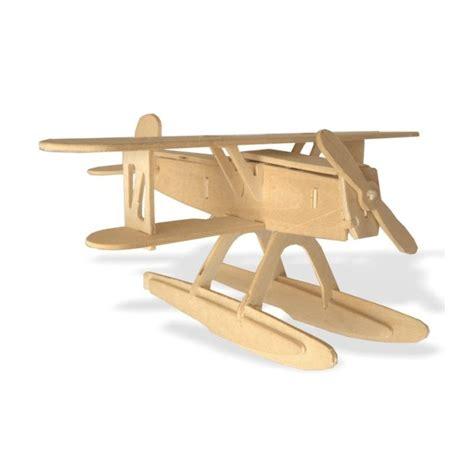 maquette avion en bois a construire