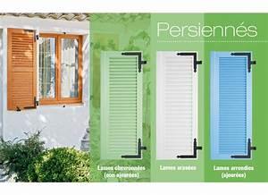 Volet Persienne Pvc Prix : volets pvc persienn s fen tres ~ Premium-room.com Idées de Décoration
