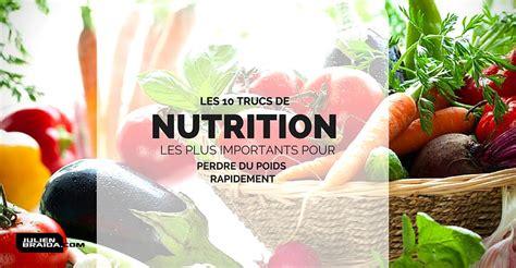 application perdre du poids les 10 trucs de nutrition les plus importants pour perdre du poids rapidement