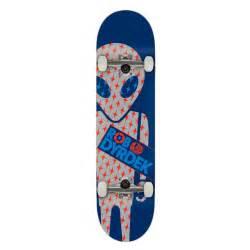 775 Skateboard Decks by Alien Workshop Dyrdek Soldier 7 75 Skateboard Complete
