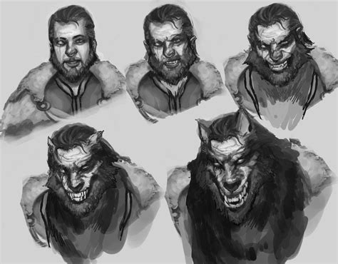 Werewolf Transformation Google Search Wolf