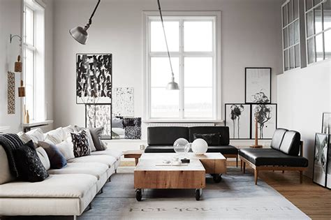 8 Ways To Design A Rustic Industrial Living Room
