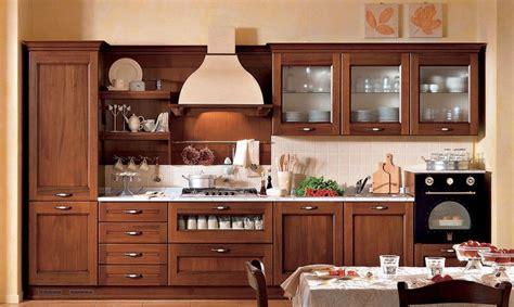 como disenar una cocina  muebles de madera luxsa