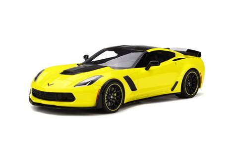 gt spirit  chevrolet corvette    edition