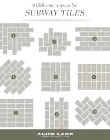 25 best ideas about subway tile patterns on tile floor kitchen bathroom tile
