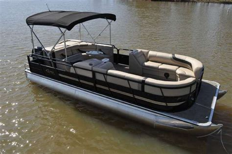 Pontoon Boats Bentley by Bentley Cruise 243 Tritoon Pontoon Boat 150 Hp Mercury 4