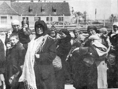 Auschwitz Gas Chamber Victims