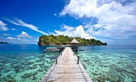 tempat wisata terpopuler  terbaik  indonesia