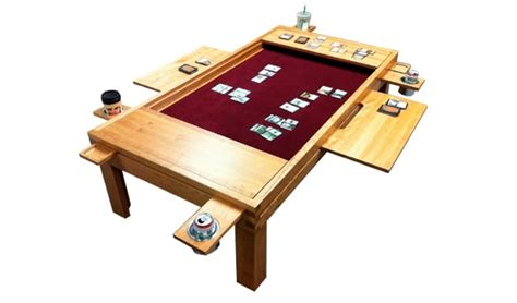 card and game tables geek chic the geekiest furniture ever made bit rebels